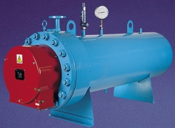 Oil, Caustic & Chemical Heater Howden